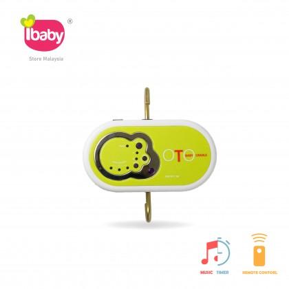 I-BABY OTO Remote Controll Electronic Baby Cradle OTO Remote Buaian Baby Buai Bayi Elektrik