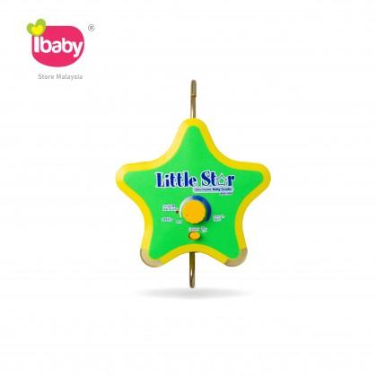 I-BABY LITTER STAR Electronic Baby Cradle LITTER STAR Buaian Baby Buai Bayi Elektrik